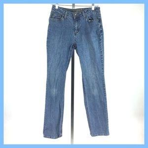 St. John's Bay Women's Size 6 Average Straight Leg